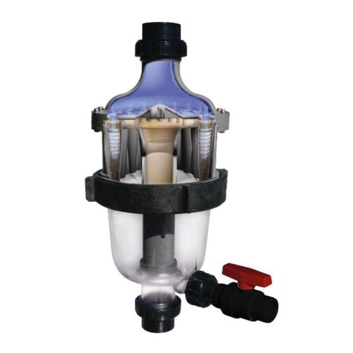 Aquaforte Multicyclone Zentrifugal Vorfilter