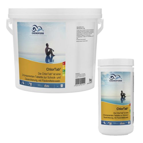 Chemoform Chlor Tab² 250 g